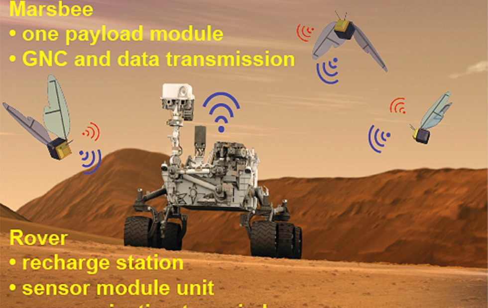 What does NASA want to use to remotely explore Mars?