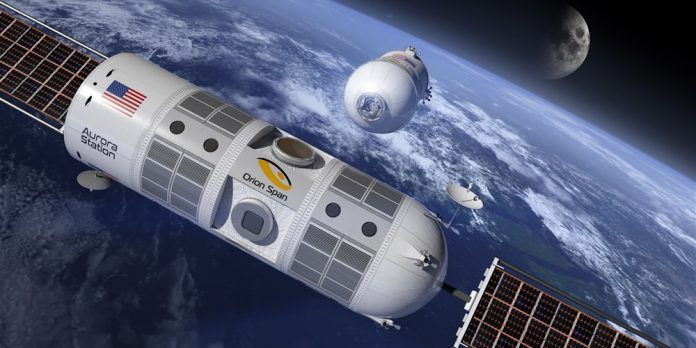 New luxury hotel in space announced