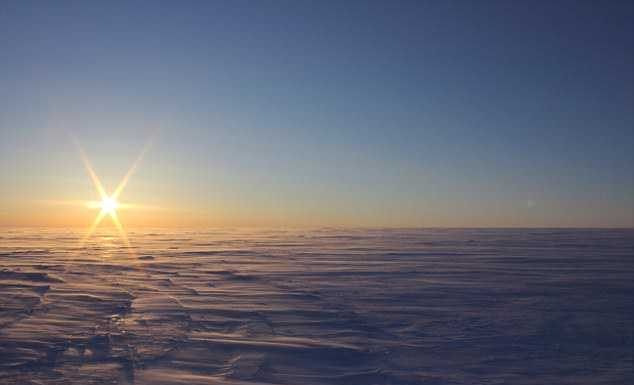 Researchers find salty, Europa-like subglacial lakes