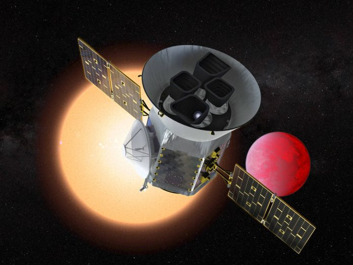 Study: NASA's new planet hunting probe set to search for alien life