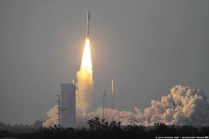 United Launch Alliance Successfully Launches AFSPC-11 Mission