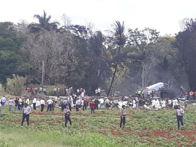 Aviation accidents: 110 died in plane crash