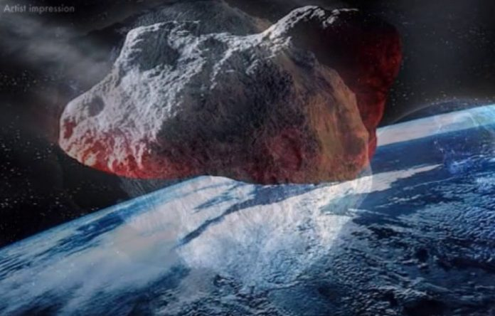 Huge Asteroid just gave Earth a close shave, Report
