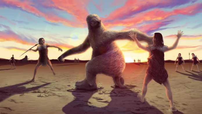 Research uncovers genomic data linking extinct giant ground sloth to modern species