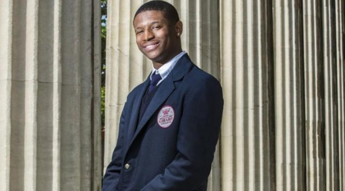 Richard Jenkins: Former Homeless Teen Called Harvard
