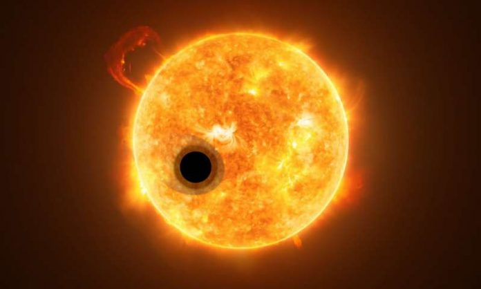 Scientists spot helium on exoplanet for first time