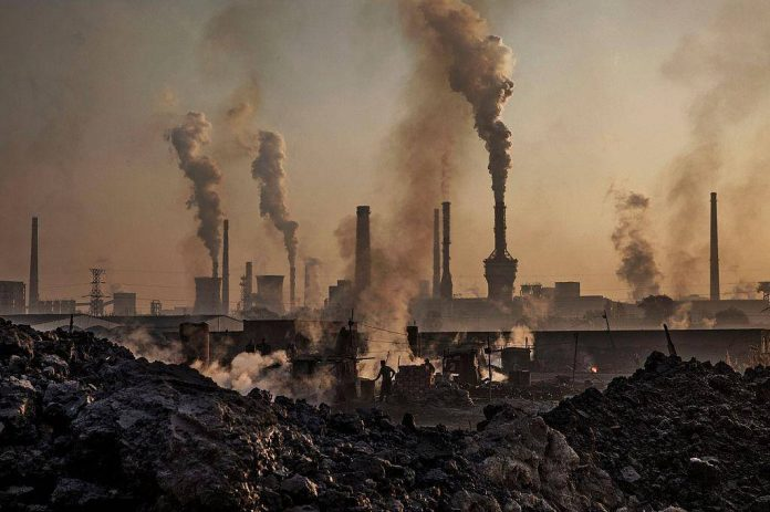 Sorry Earth, Carbon Dioxide not this bad in 800,000 Years: Report
