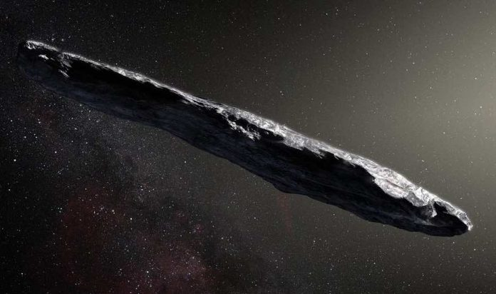 Study: 'Alien' asteroid in our solar system!