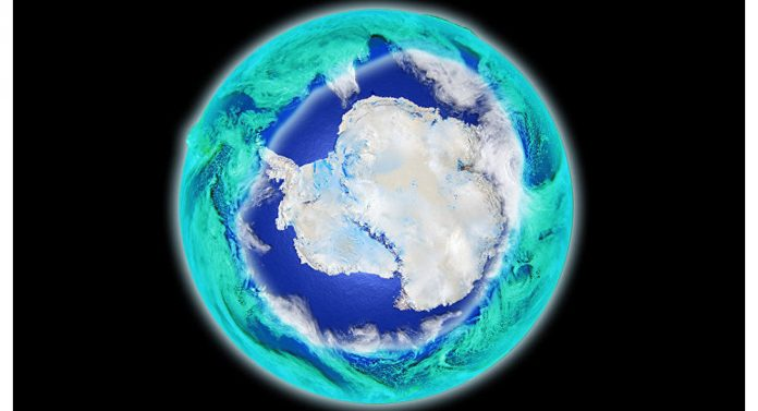 Study: Rising levels of a banned chemical are threatening the ozone layer
