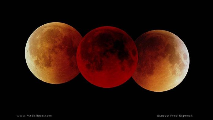Total lunar eclipse set to be century's second longest