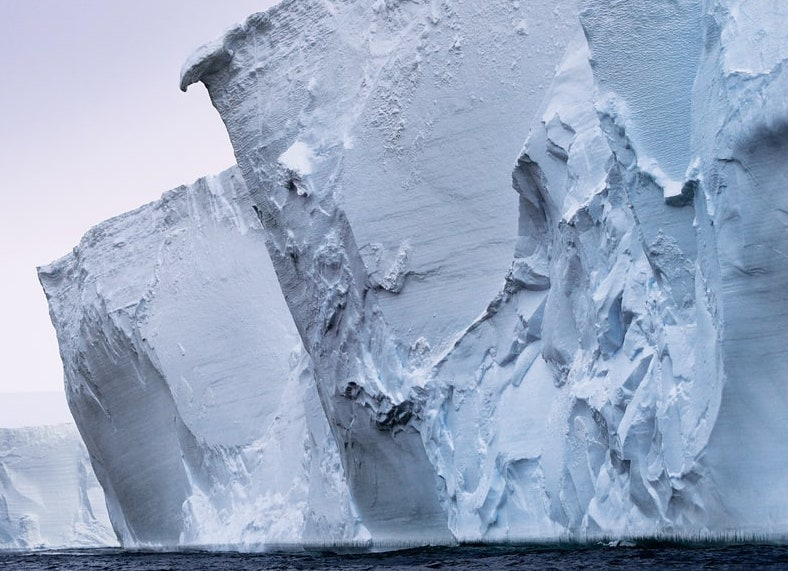 Antarctica's ice sheet is melting 3 times faster than before