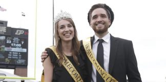 Purdue holds gender-neutral homecoming, no more Homecoming Queen
