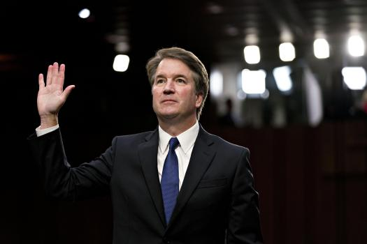 Media Discredits FBI Investigation It Demanded on Kavanaugh