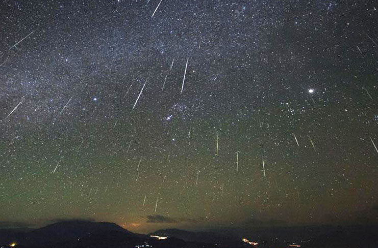 The inhabitants of the Earth will be able to see autumn stargazing