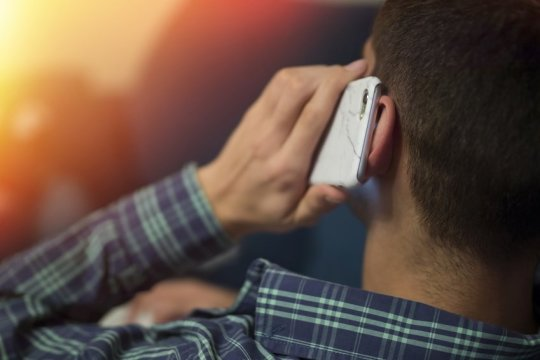 Cellphone Radiation Links to Cancer in Male Rats