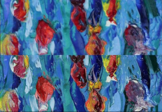 AI Algorithm Recreates Paintings Using 3D Printer