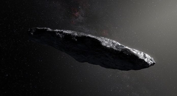 Astronomers Suggest 'Oumuamua Was Alien 'Reconnaissance Mission'