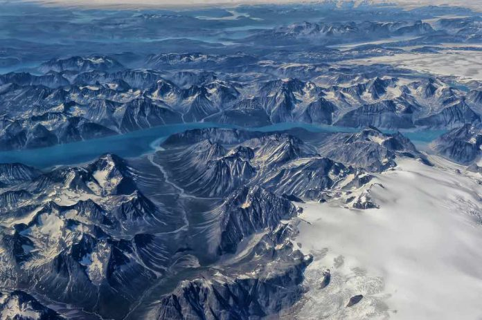 Study: Melting Ice Sheets Will Really Mess With a Fundamental Ocean Current