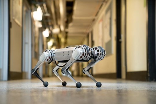 MIT's Back-flipping 'Mini Cheetah' Robot Is Lighter, Stealthier Than Ever