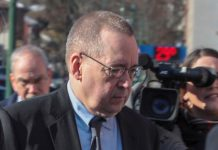 David Poulson defrocked, accused of sexually abusing children