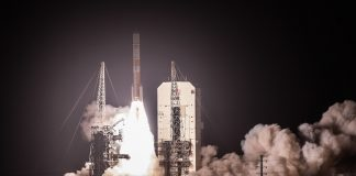Video: Delta 4 rocket's launch timeline with WGS 10