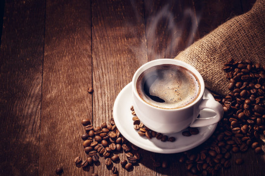 Two coffees a day could help you live longer, research suggests