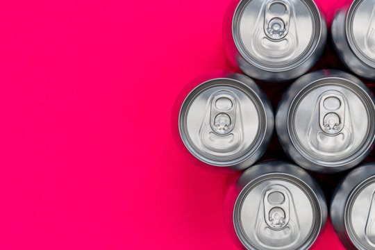 Energy Drinks May Increase Blood Pressure and Risk of Heart Abnormalities