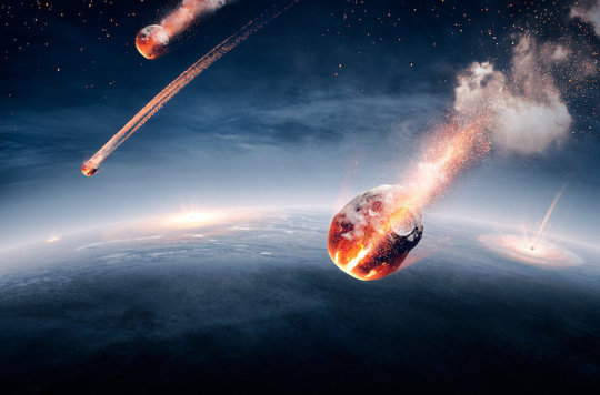 Meteorite was smash hit in Scotland at about 40000 mph
