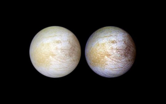 Scientists Discover Strange Table Salt Compound on Jupiter's Europa