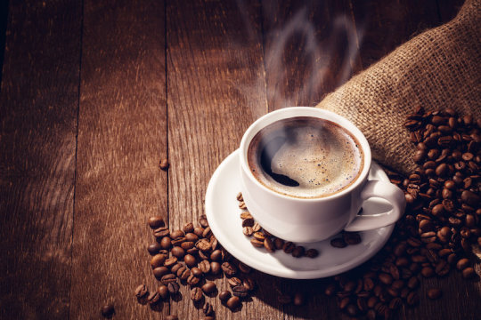 Drink coffee to tackle obesity, suggests study
