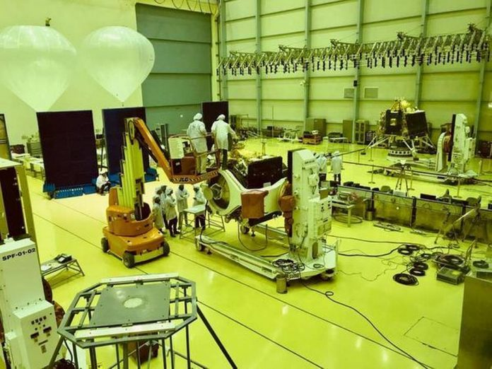 Report: Chandrayaan-2 to be launched on July 15 at 2.51 am