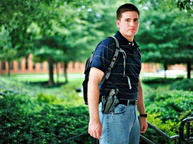 Guns on campus only invite tragedies, Study