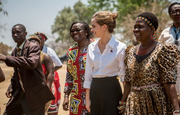 International Day Of The Girl Child: Emma Watson fights to end child marriages in Africa