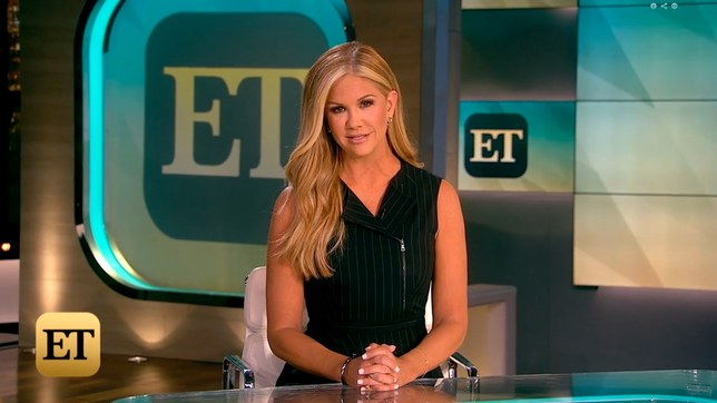 Nancy O'Dell On Trump tape: 'I didn't ask to be a part' of this