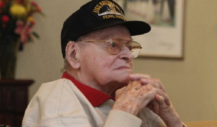 Raymond Haerry: One of last survivors of USS Arizona, dies