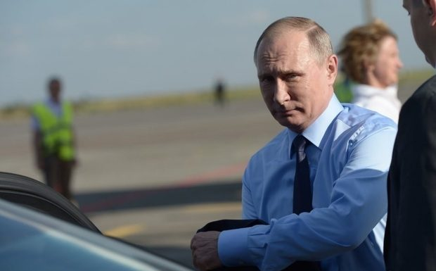 Vladimir Putin: US Election hacking scandal not in Russia's interests