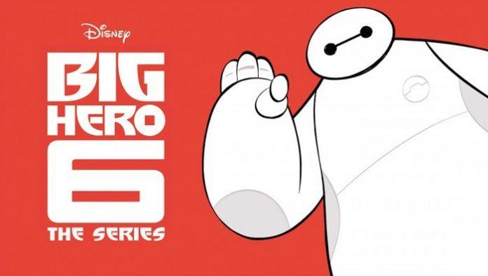 """Big Hero 6"" TV Series Coming To Disney XD With Original Cast"