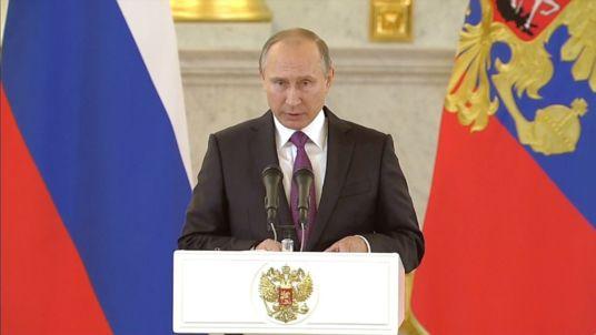 screengrab Vladimir Putin