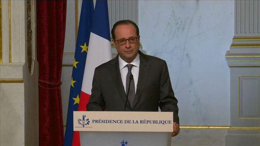 screengrab Francois Hollande