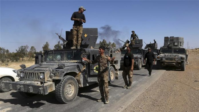 Battle For Mosul: Iraqi forces claim key town from IS