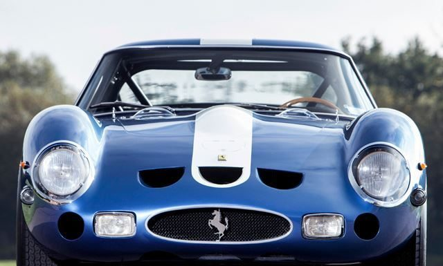 First Ferrari 250 GTO to race being offered for sale at $56 Million