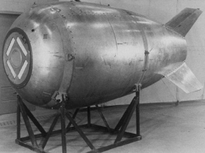 Missing 1950 Nuke found? Diver Finds Strange Wreckage in Pacific Ocean