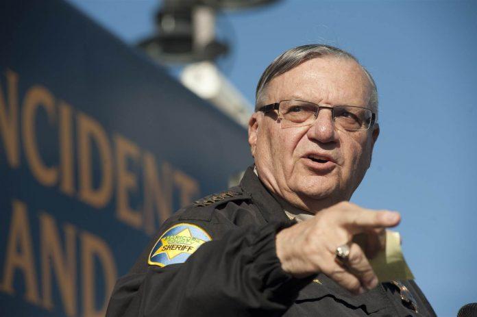 Sheriff Joe Arpaio projected to lose re-election in Arizona