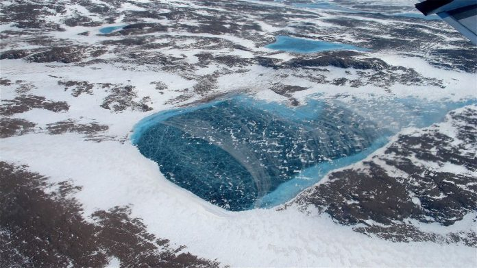 Antarctic ice sheet has an impact on climate change, finds new research