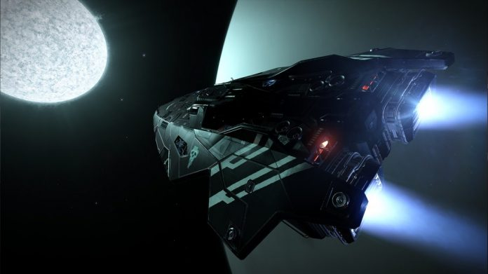 Elite Dangerous heading to PS4 early next year, includes PS4 pro support