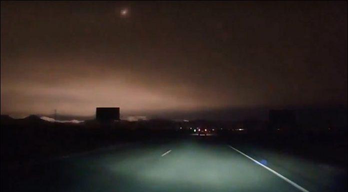 Meteorite turns night into day over Siberia (Watch)