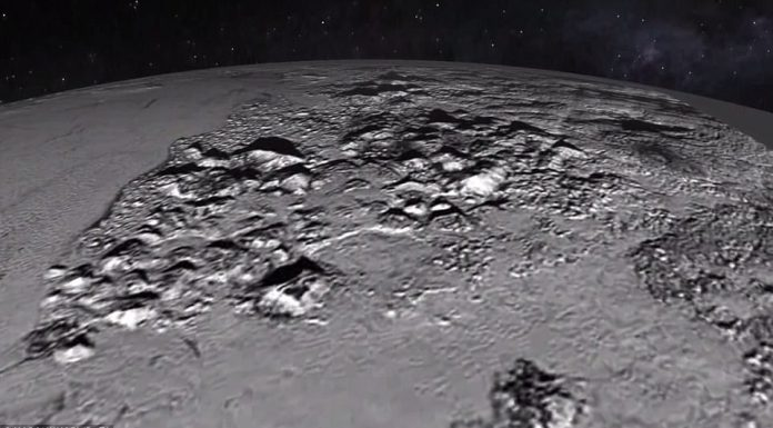 Pluto Frozen Heart Mystery: Researchers Offer New Theory About How Pluto's 'Icy Heart' Was Formed