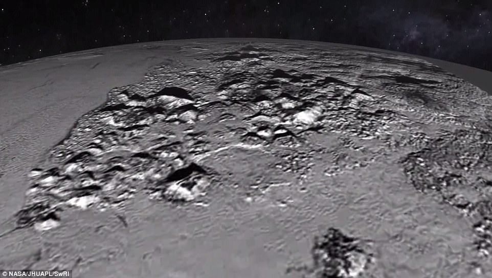 Kerberos Moon Of Plluto: Pluto Frozen Heart Mystery: Researchers Offer New Theory