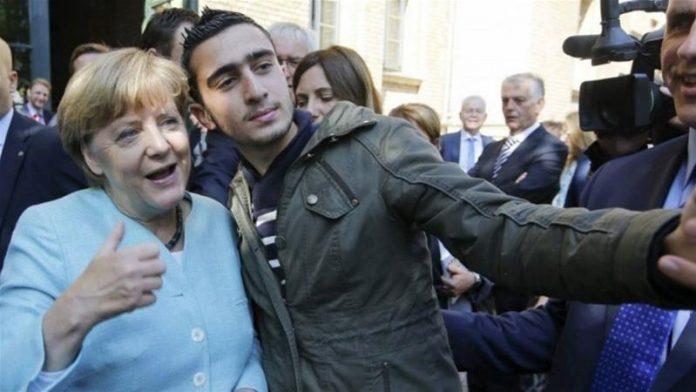 Facebook wins case against Syrian refugee Anas Modaman in Merkel selfie