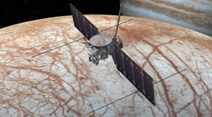 NASA's flyby of Europa mission enters next development phase